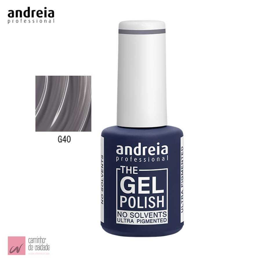 Verniz The Gel Polish Andreia G40