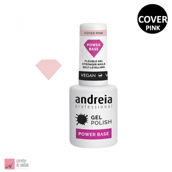 Power Base Cover Pink Andreia 10.5ml