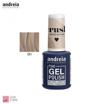Verniz The Gel Polish Andreia CR1