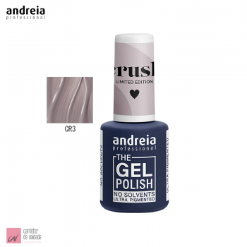 Verniz The Gel Polish Andreia CR3