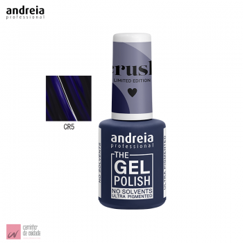 Verniz The Gel Polish Andreia CR5