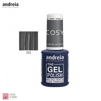 Verniz The Gel Polish Andreia CY2