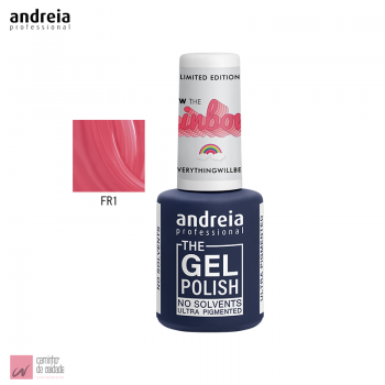 Verniz The Gel Polish Andreia FR1