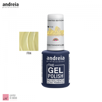 Verniz The Gel Polish Andreia FR4