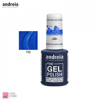 Verniz The Gel Polish Andreia FR6