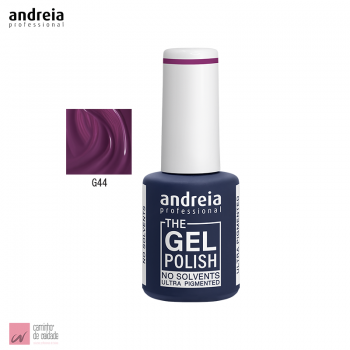 Verniz The Gel Polish Andreia G44