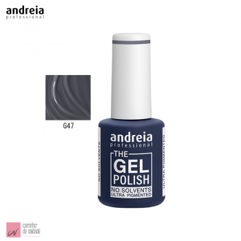Verniz The Gel Polish Andreia G47