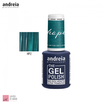 Verniz The Gel Polish Andreia HP2