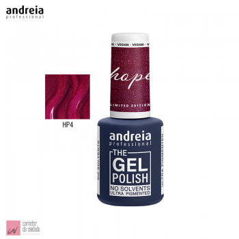 Verniz The Gel Polish Andreia HP4