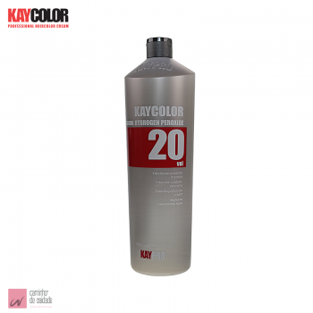 Oxidante 20 Volumes KayColor 1000ml