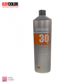 Oxidante 30 Volumes KayColor 1000ml