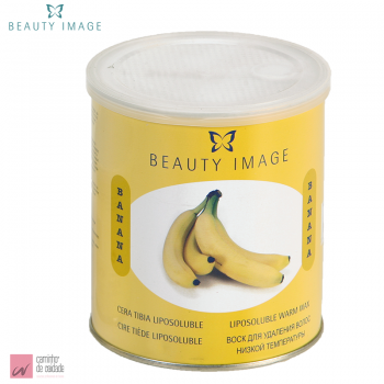 Cera de Lata Banana Beauty Image 800 ml