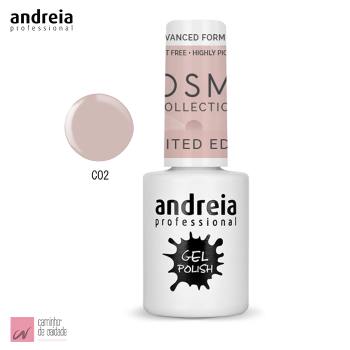 Verniz Gel Andreia CO2