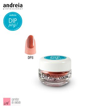 Dipping Powder Andreia Cor DP8 10 gr